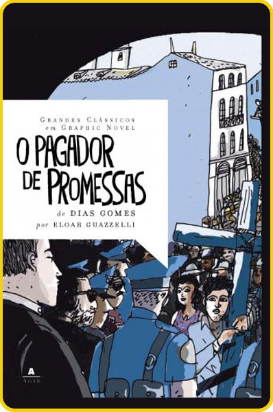 O pagador de promessas –  O graphic novel