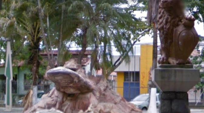 Praça dos leões: Parte final