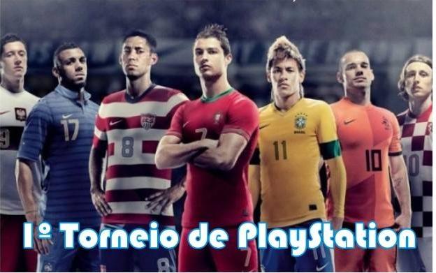 Campeonato de futebol de Playstation 2