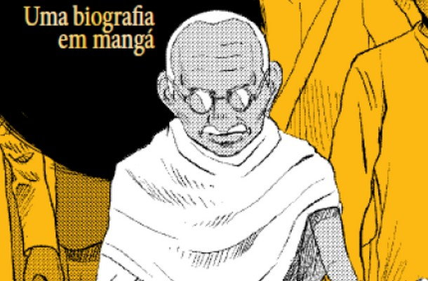 Mahatma Gandhi ganha biografia em quadrinhos