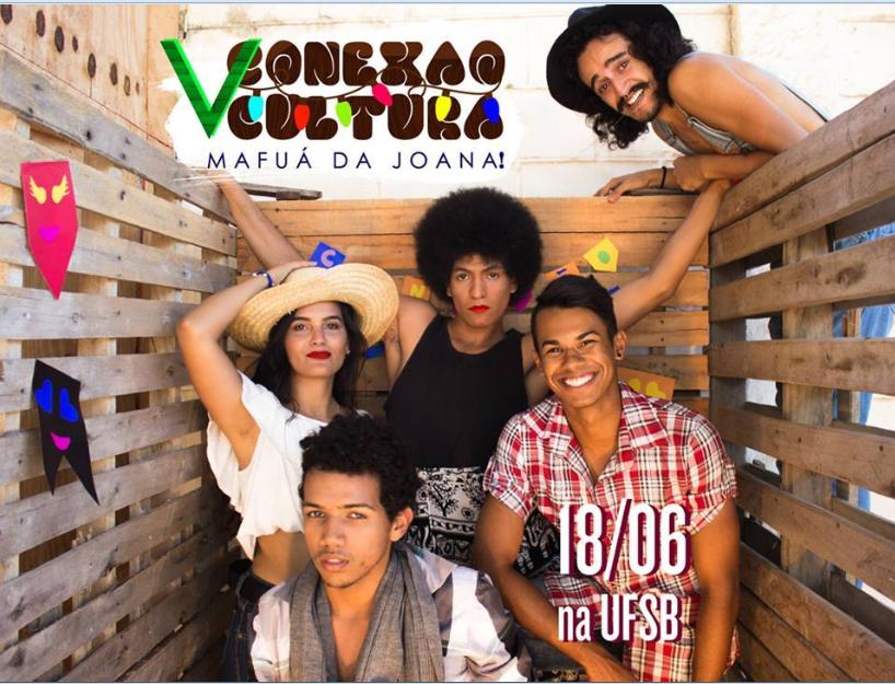 Conexão Cultura  na Praça Joana Angélica