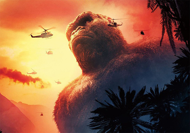 O Kong é Pop