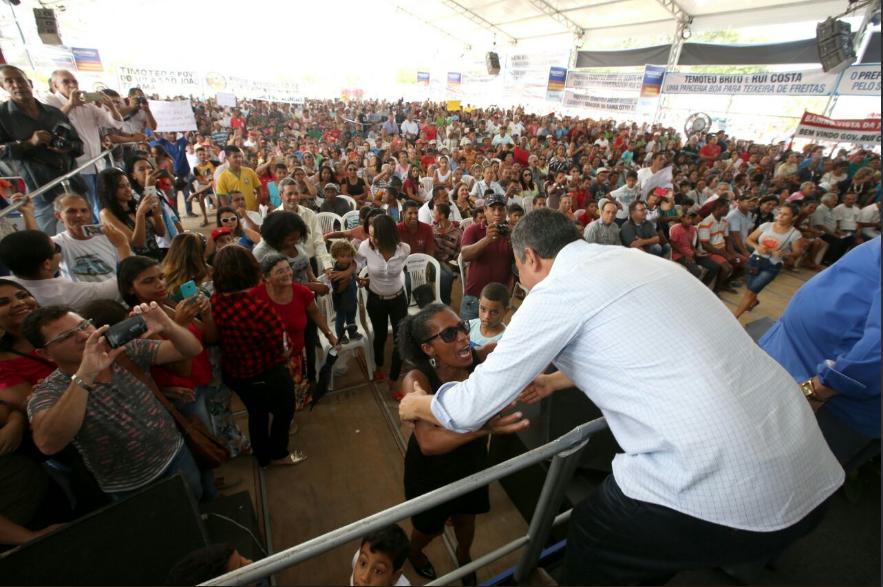 Rui Costa inaugura a Policlínica Regional do Extremo Sul da Bahia