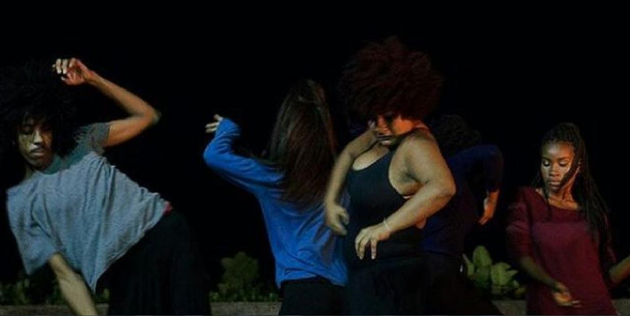 Oficina de dança moderna em Salvador