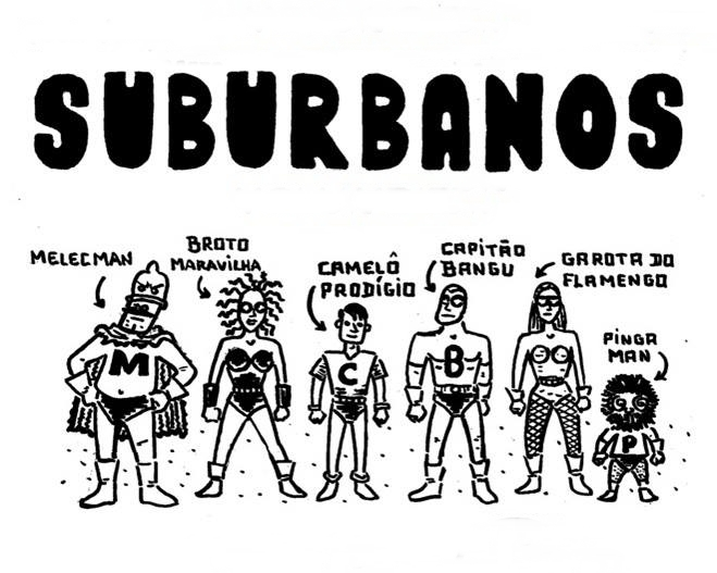 Suburbanos – Volume II