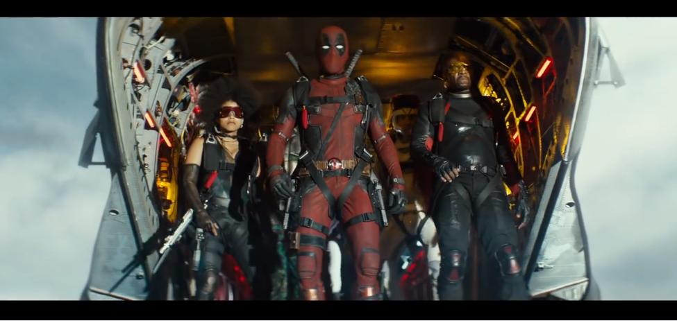 A multirreferência em Deadpool 2