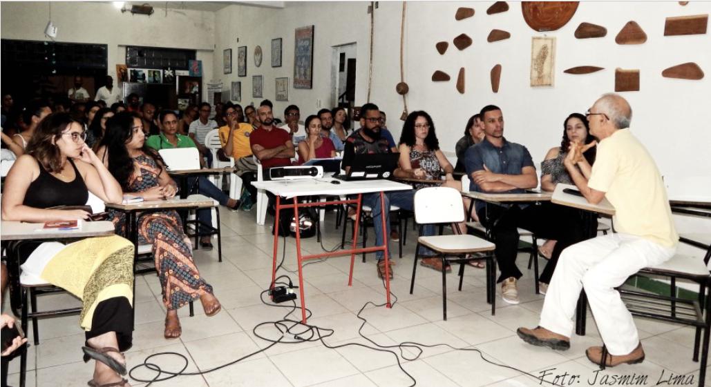 O cineclubismo em Teixeira de Freitas