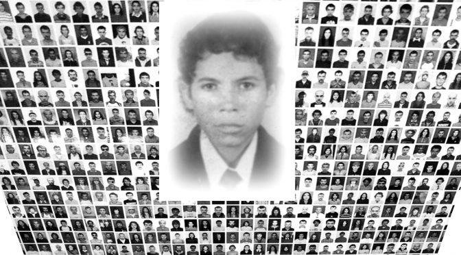 Lembranças de uma das vítimas da barragem improvisada no bairro Santa Rita