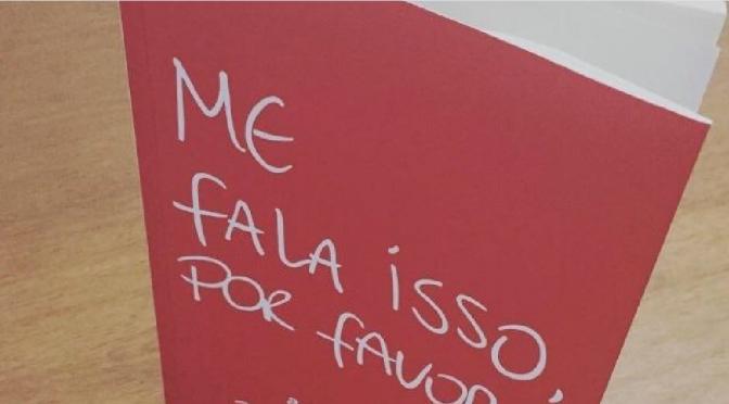O  LIVRO DE POESIA DE BRUNO CALIMAN