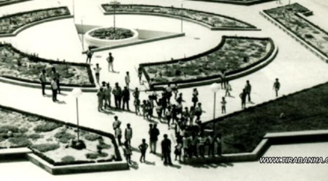 Na década de 1980 a juventude de Itamaraju reivindicou espaços