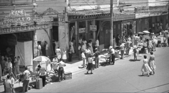 Rio de Janeiro 1930: Em Madureira mulher enfrentou   difamador