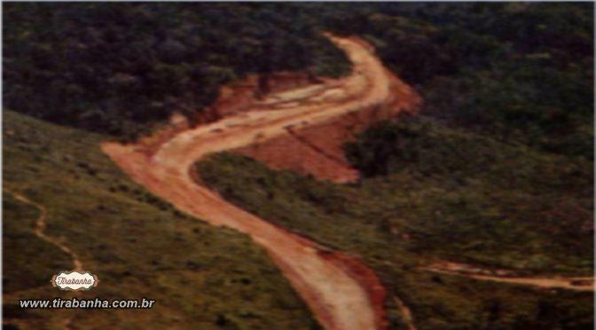 A abertura da BR-101 no extremo sul da Bahia – Parte 01