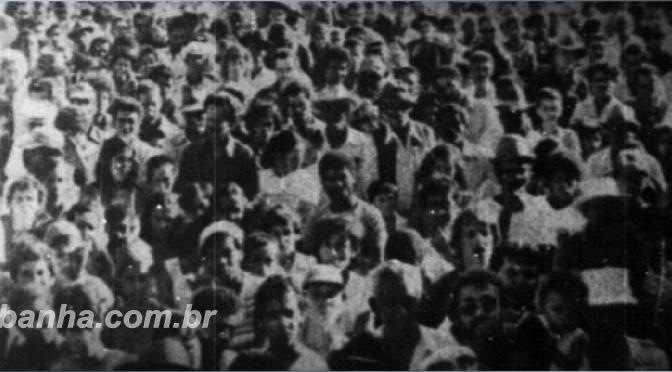 Na Exposição de 1979 aplausos destacou o discurso mais crítico