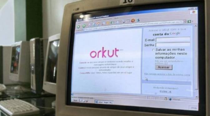O que rolava no Orkut de Teixeira de Freitas?