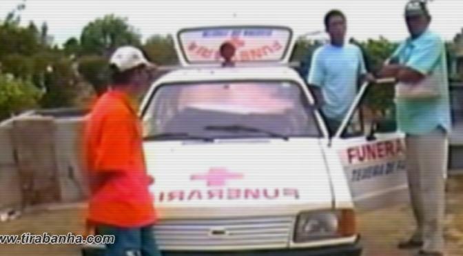 """Teixeira de Freitas Ano 2000: Um """"indigente"""" conhecido"""