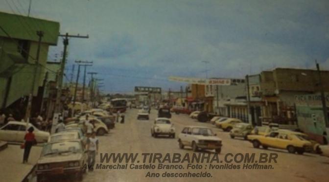 Teixeira de Freitas 1971: A primeira agência bancária da cidade