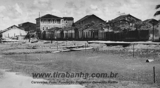 Caravelas 1885: Epidemia  matou milhares na cidade